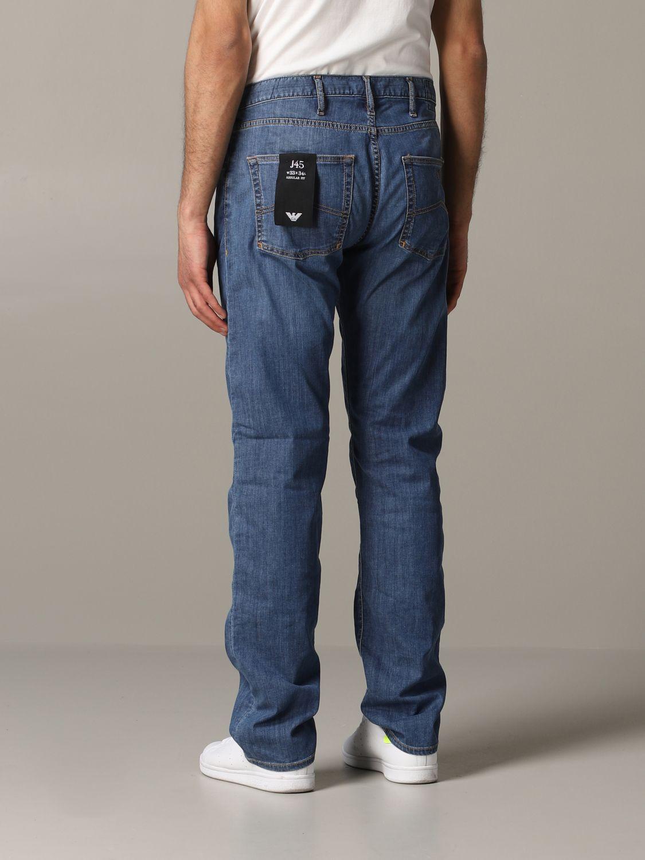 Jeans Emporio Armani: Emporio Armani Regular Fit Jeans denim 3