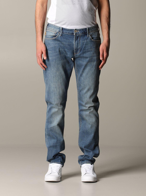 Jeans Emporio Armani: Emporio Armani 11once Jeans denim 1
