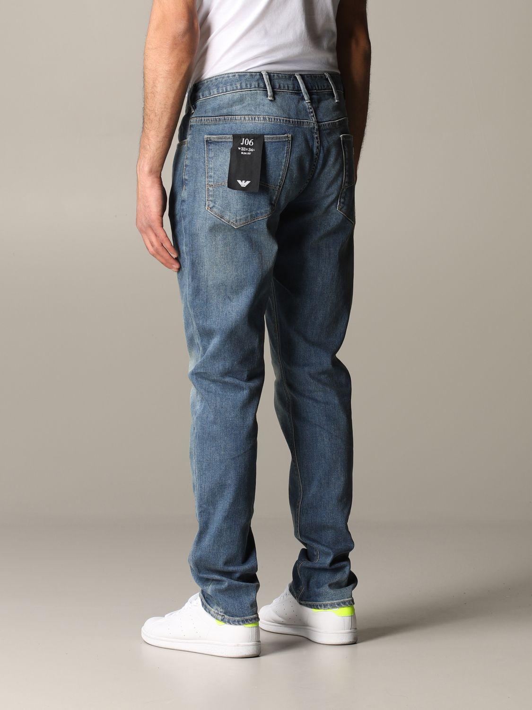 Jeans Emporio Armani: Emporio Armani 11once Jeans denim 3