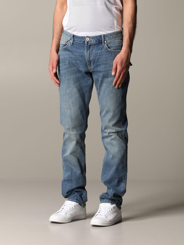 Jeans Emporio Armani: Emporio Armani 11once Jeans denim 4