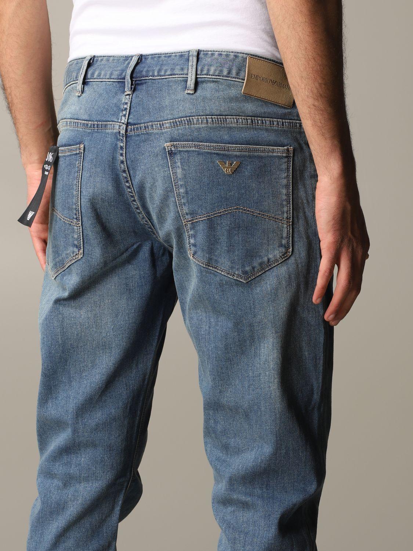 Jeans Emporio Armani: Emporio Armani 11once Jeans denim 5