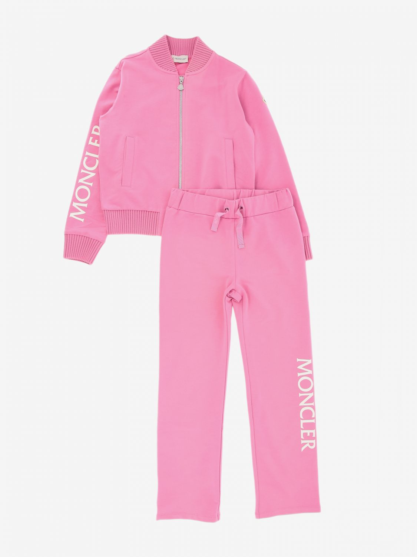 Anzug Moncler: Anzug kinder Moncler pink 1