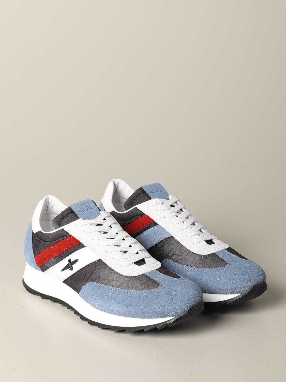 Shoes men Paciotti 4us navy 2