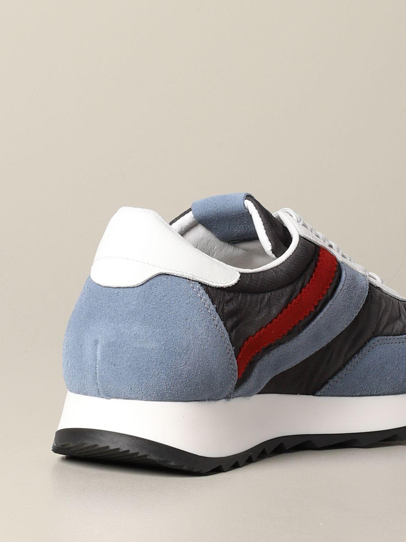 Shoes men Paciotti 4us navy 3