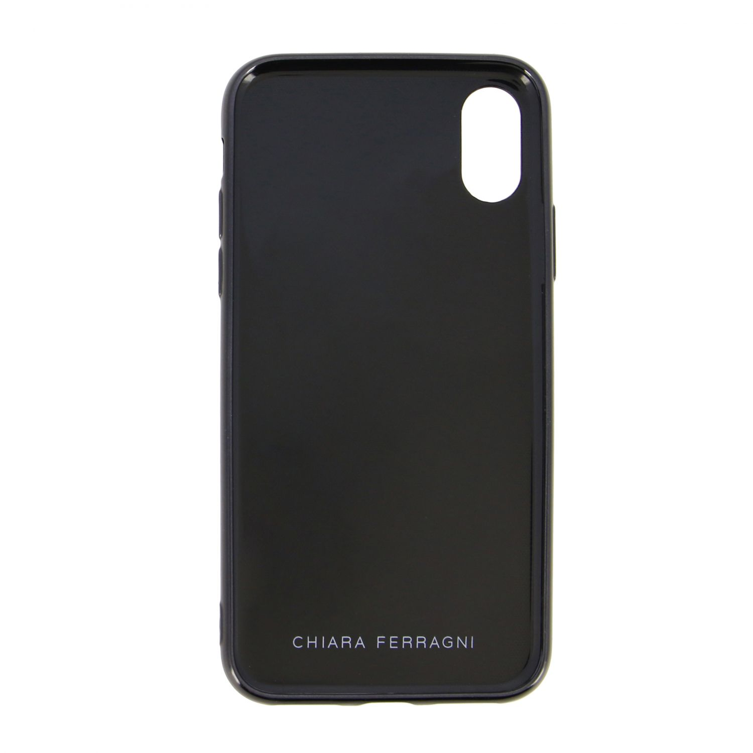 Case women Chiara Ferragni black 2