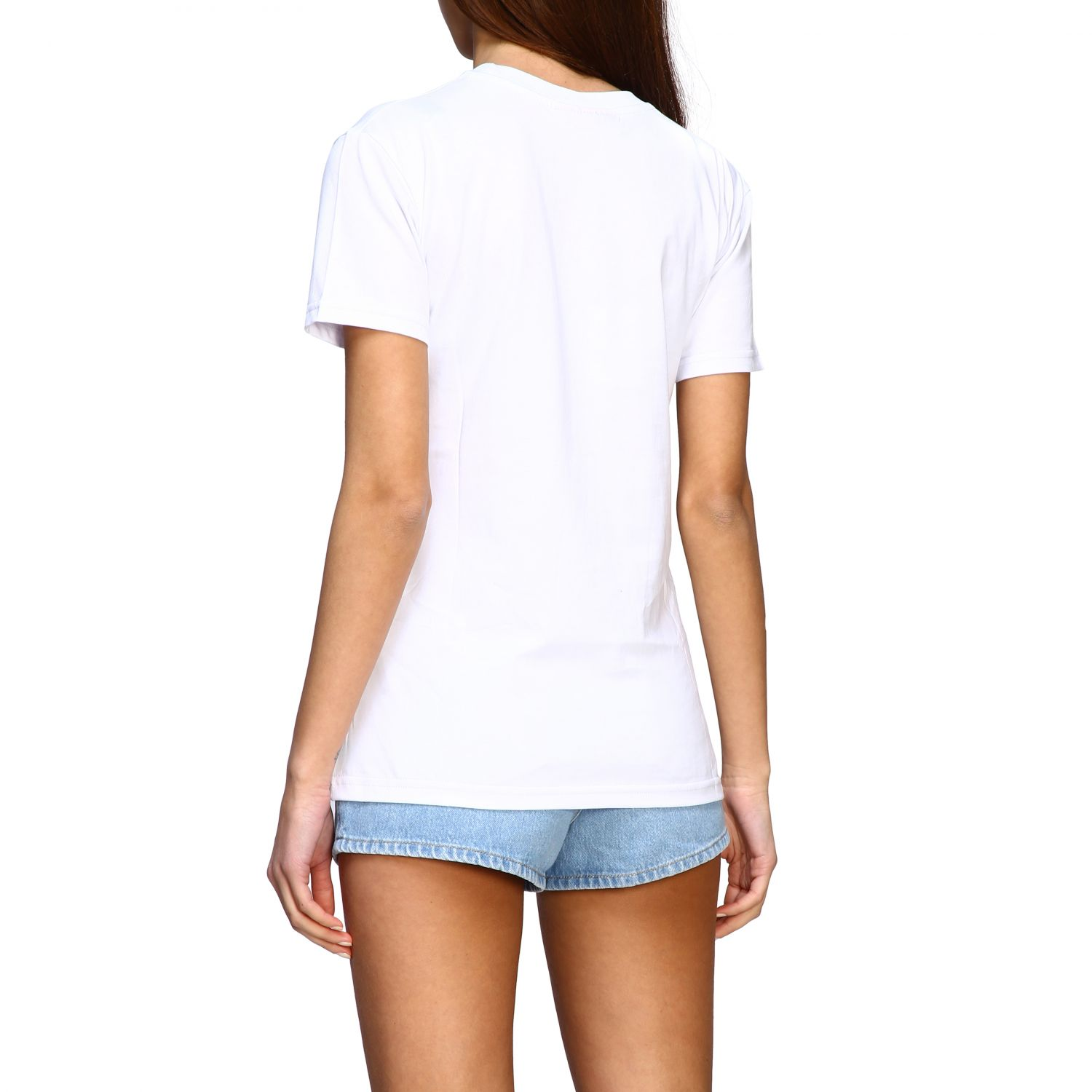 T-shirt women Chiara Ferragni white 3