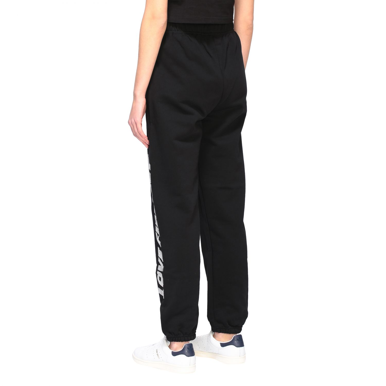 Trousers Chiara Ferragni: Trousers women Chiara Ferragni black 3