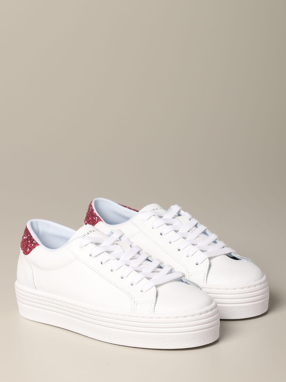 Shoes women Chiara Ferragni white 2
