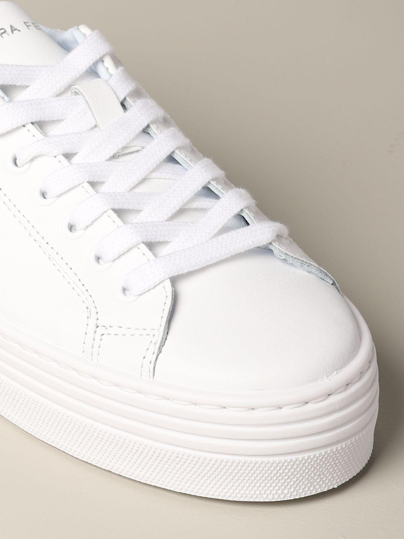 Shoes women Chiara Ferragni white 4