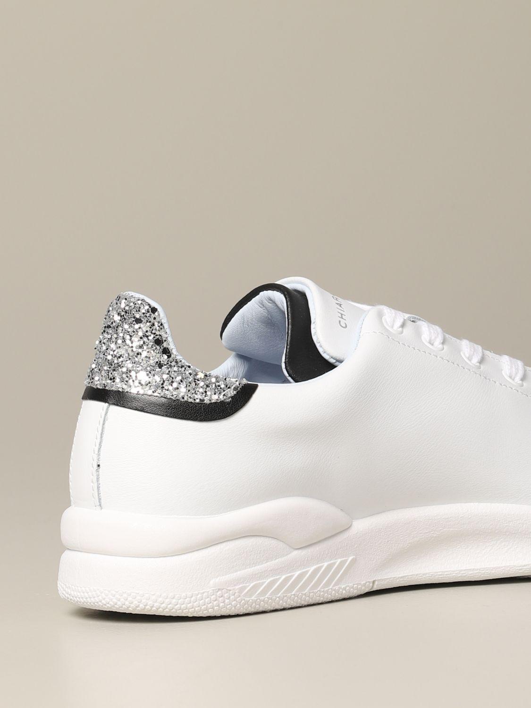 Sneakers Chiara Ferragni: Shoes women Chiara Ferragni white 5