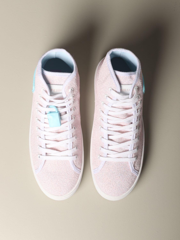 Sneakers Chiara Ferragni: Shoes women Chiara Ferragni pink 3