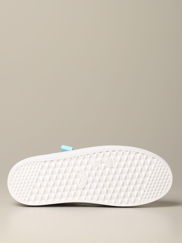 Sneakers Chiara Ferragni: Shoes women Chiara Ferragni pink 6