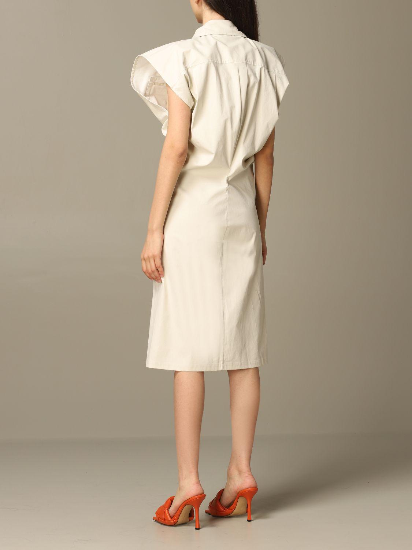 Платье Bottega Veneta: Платье Женское Bottega Veneta лед 2