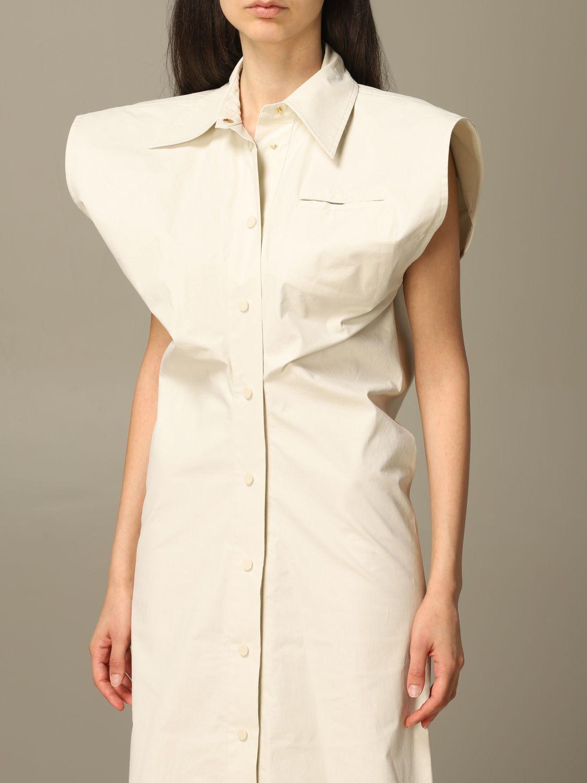 Платье Bottega Veneta: Платье Женское Bottega Veneta лед 4