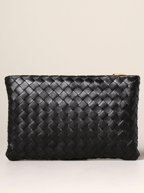 Mini bag women Bottega Veneta black 1