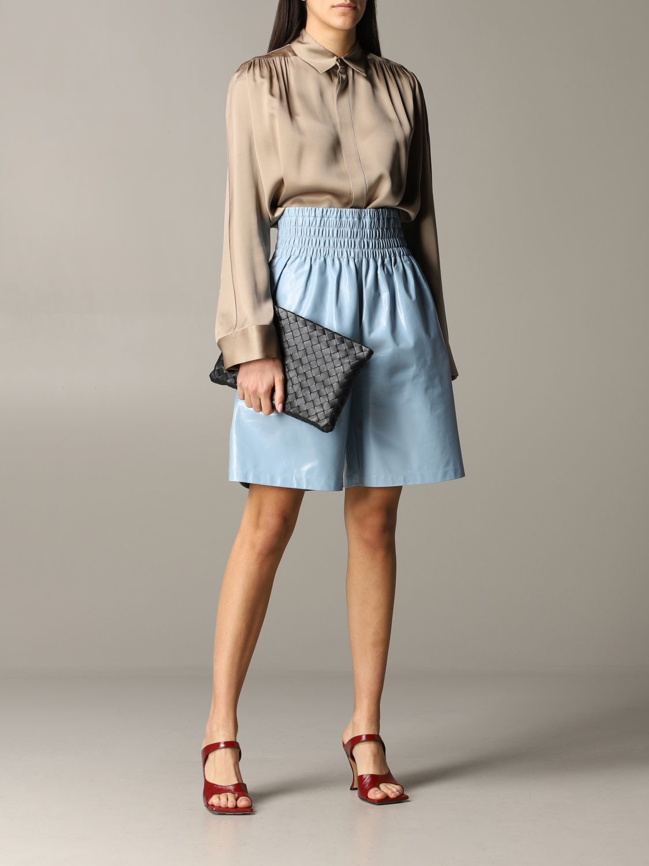 Mini bag women Bottega Veneta black 2