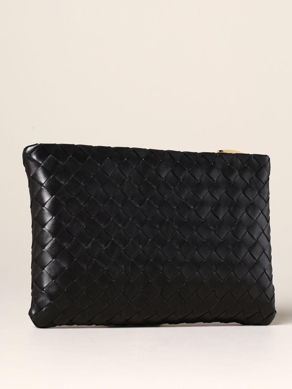 Mini bag women Bottega Veneta black 3