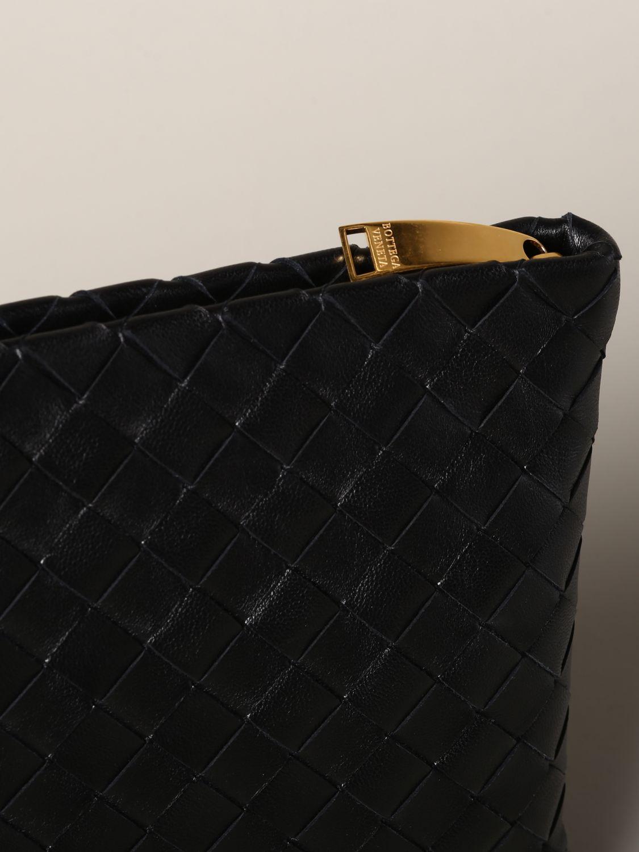 Mini bag women Bottega Veneta black 4
