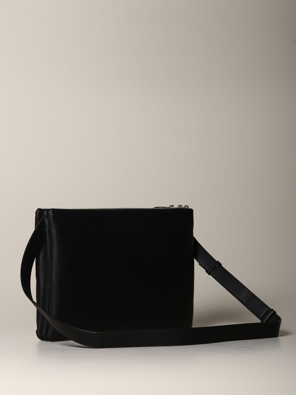 Bottega Veneta bag in woven leather black 2