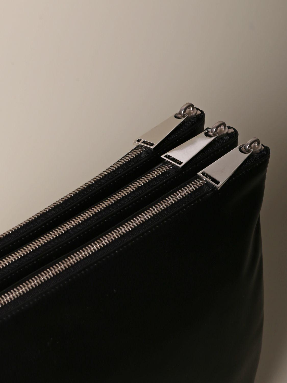 Shoulder bag Bottega Veneta: Bottega Veneta bag in woven leather black 3