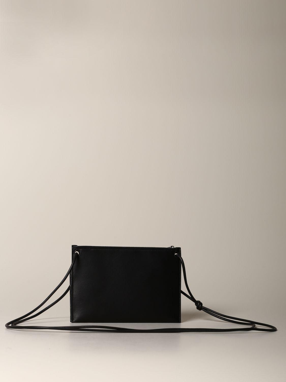 Belt bag Bottega Veneta: Bottega Veneta bag in woven leather black 2