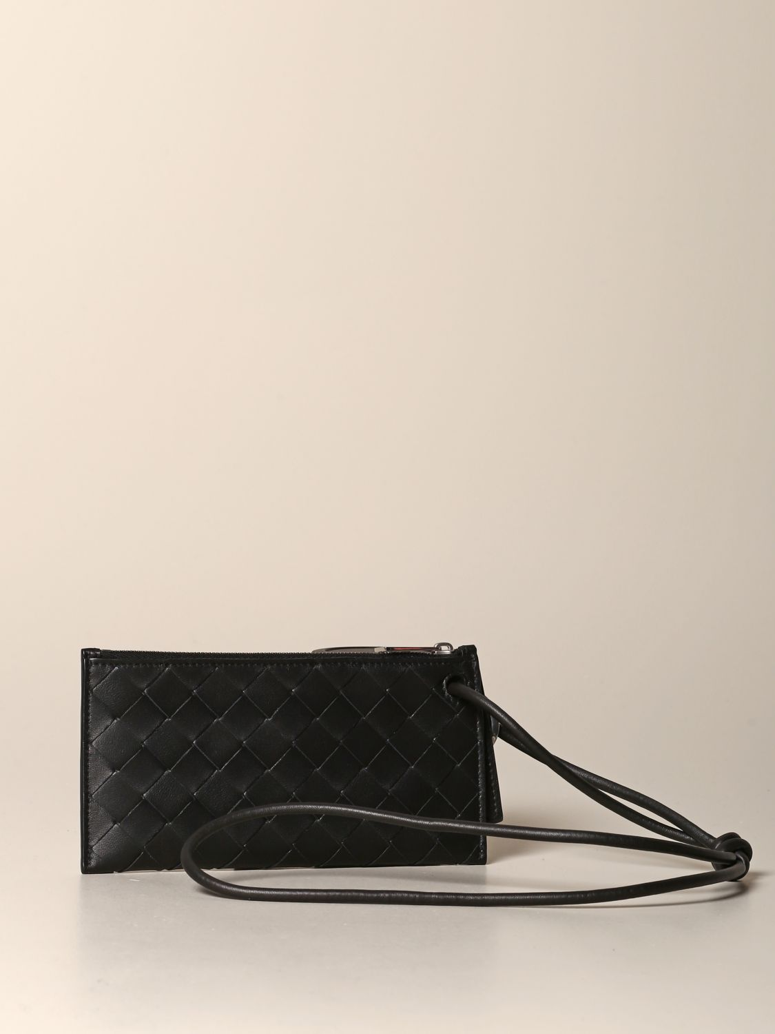 Briefcase Bottega Veneta: Bottega Veneta briefcase in woven leather black 2