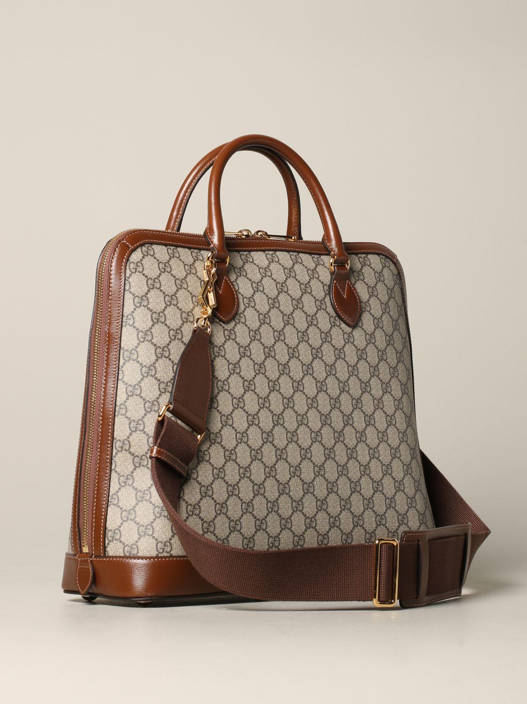Bags men Gucci beige 2