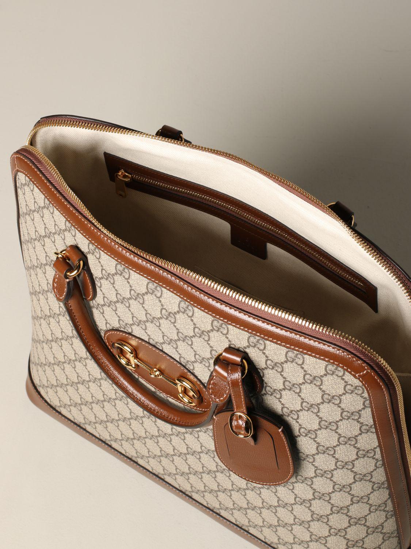 Bags men Gucci beige 4