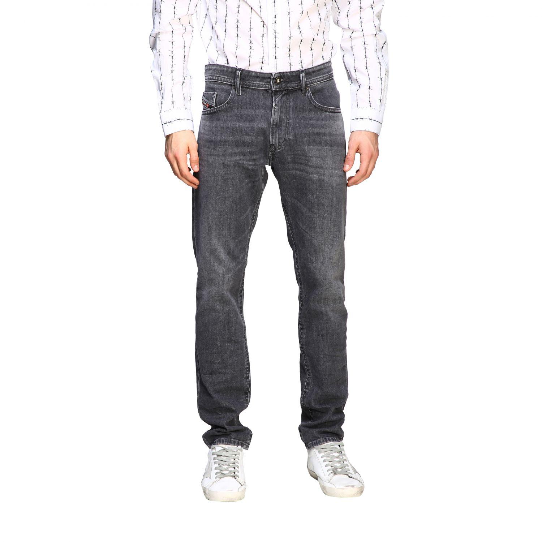 Jeans Diesel: Jeans men Diesel black 1