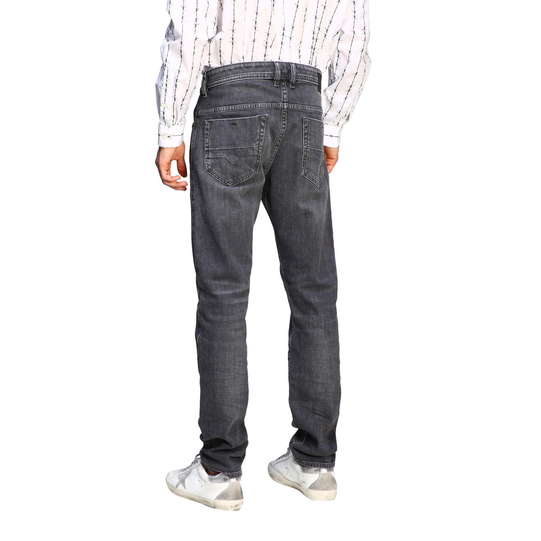 Jeans Diesel: Jeans men Diesel black 3