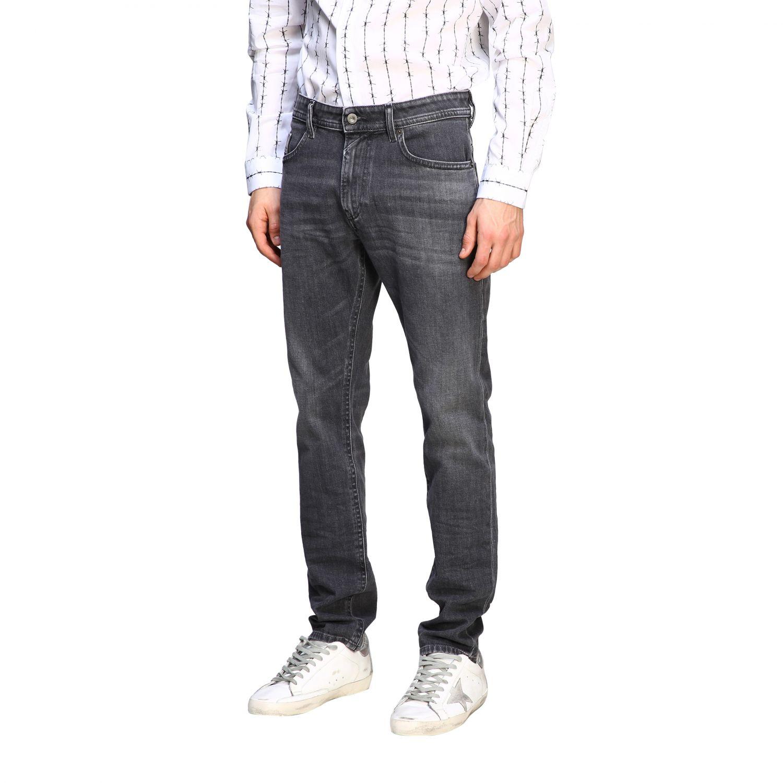 Jeans Diesel: Jeans men Diesel black 4