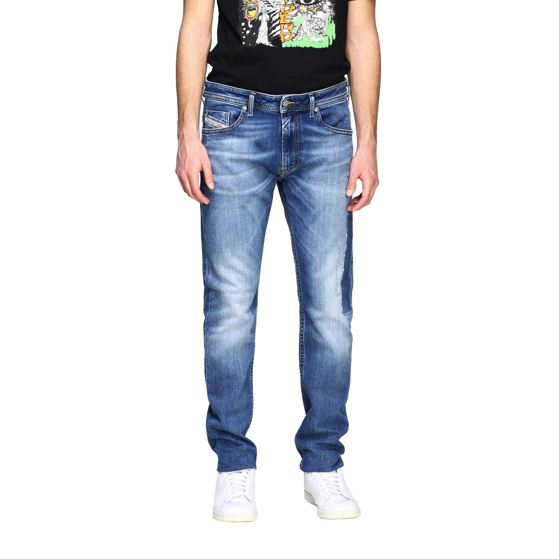 Jeans Diesel: Jeans men Diesel denim 1