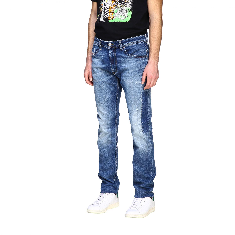 Jeans Diesel: Jeans men Diesel denim 4