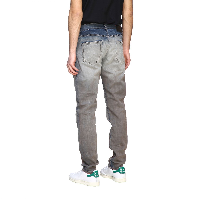 Jeans Diesel: Diesel D-Strukt Jeans aus Used Stretch-Denim mit normaler Taille stone washed 3