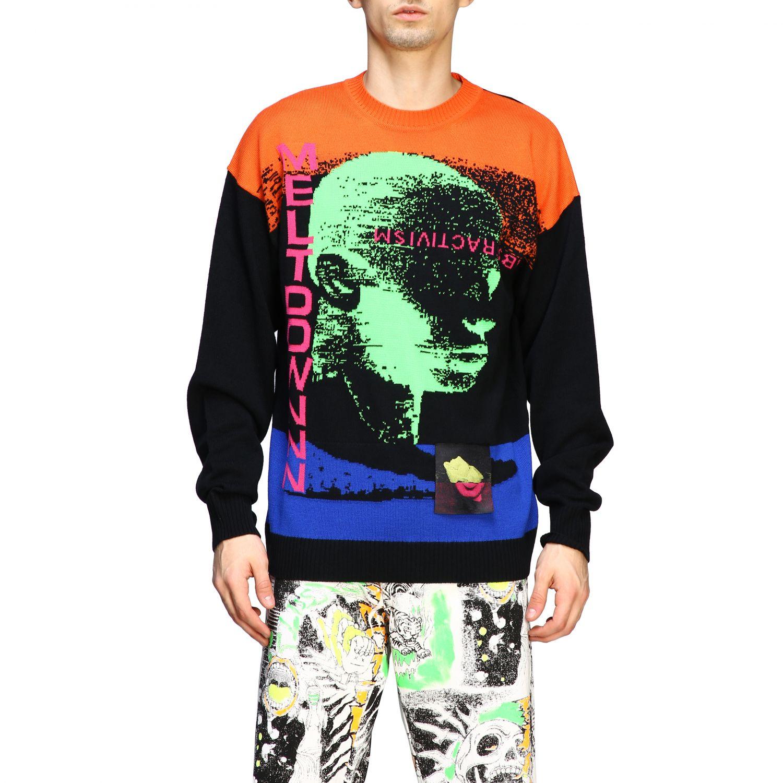 Sweater Diesel: Sweater men Diesel multicolor 1