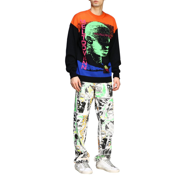 Sweater Diesel: Sweater men Diesel multicolor 2