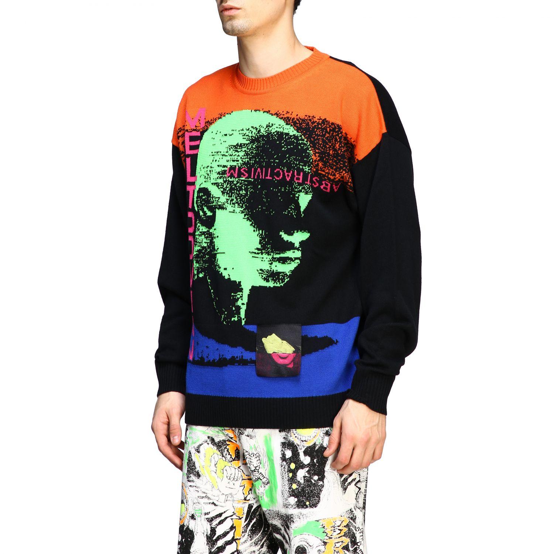 Sweater Diesel: Sweater men Diesel multicolor 4