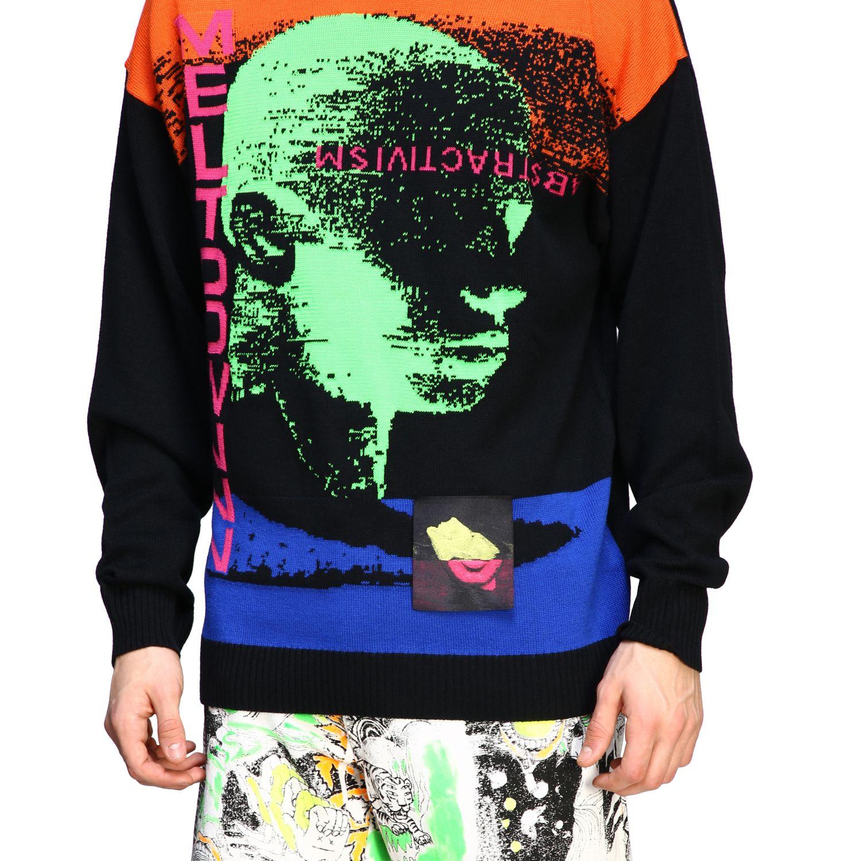Sweater Diesel: Sweater men Diesel multicolor 5