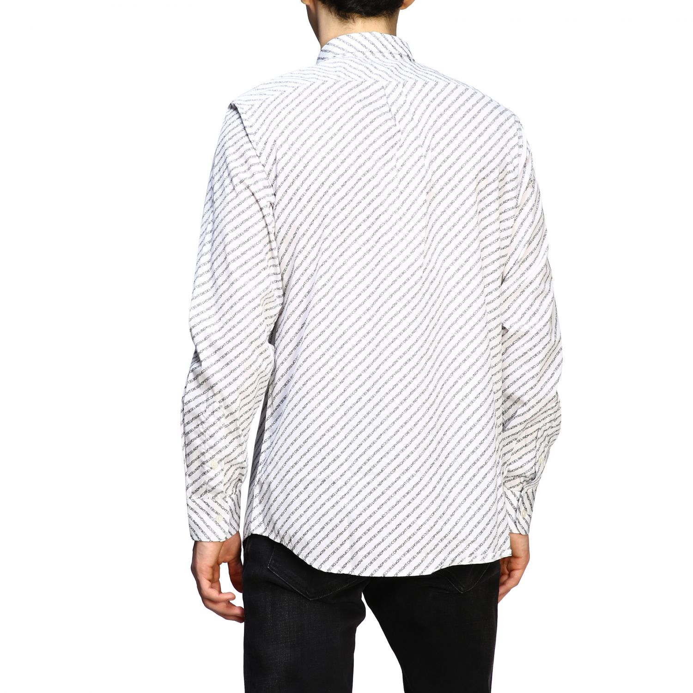 Shirt Diesel: Shirt men Diesel white 3