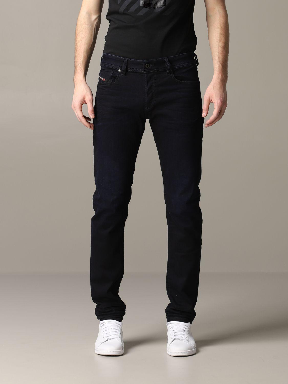 Jeans Diesel: Jeans herren Diesel blau 1