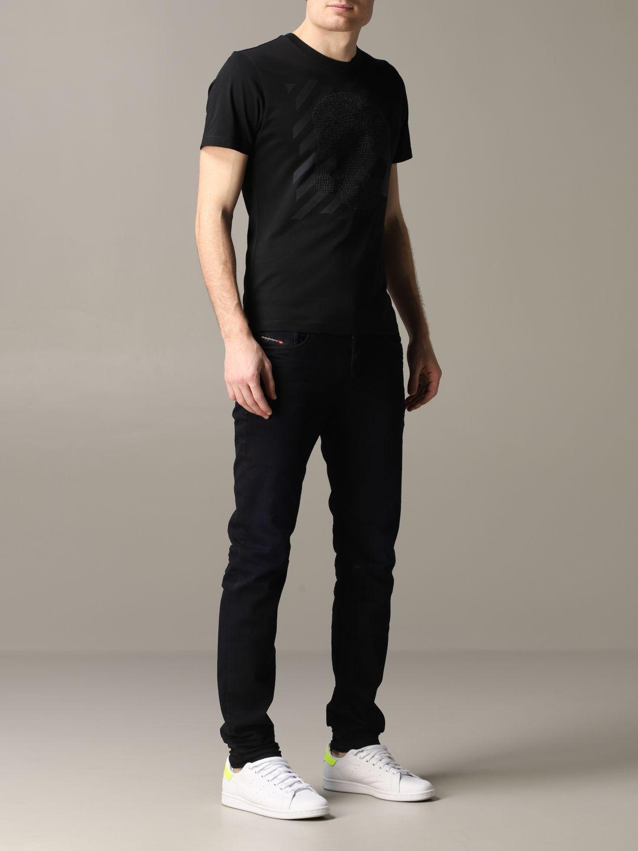 Jeans Diesel: Jeans herren Diesel blau 2