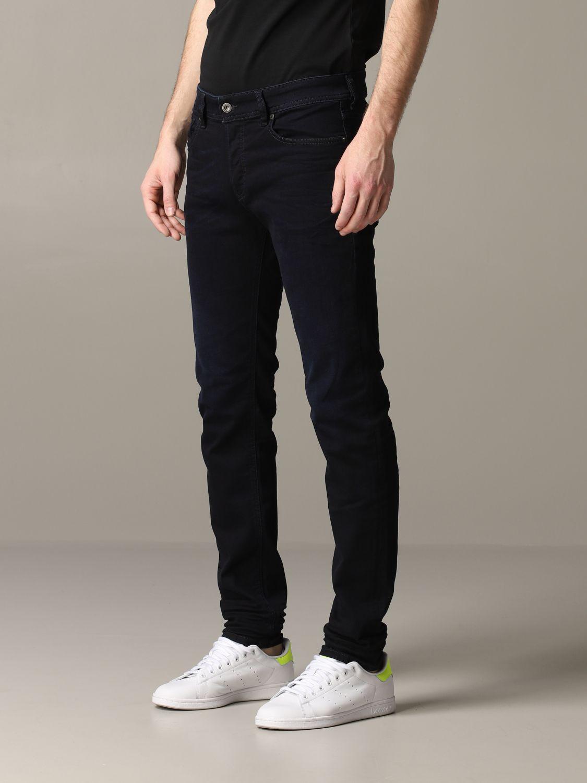 Jeans Diesel: Jeans herren Diesel blau 4