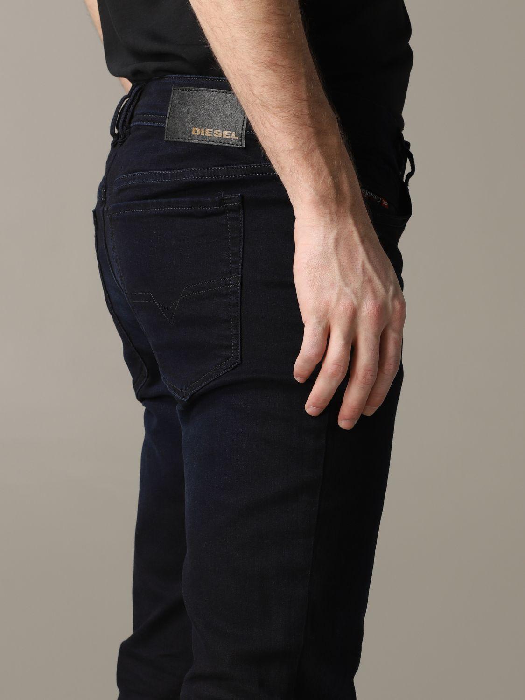Jeans Diesel: Jeans herren Diesel blau 5