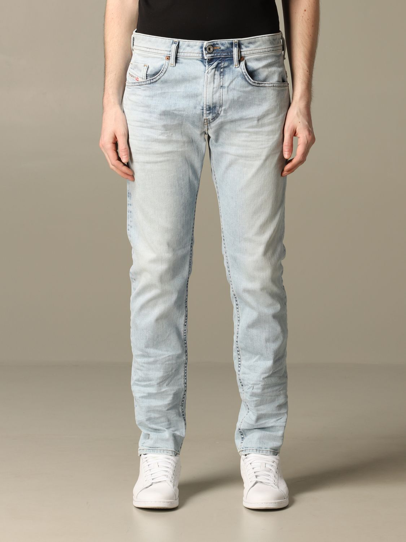 Jeans Diesel: Jeans men Diesel stone washed 1
