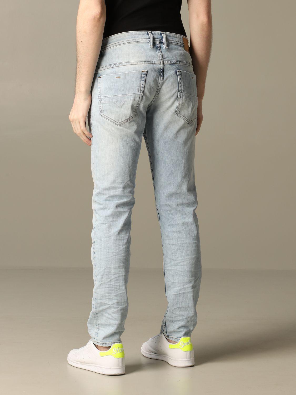 Jeans Diesel: Jeans men Diesel stone washed 2