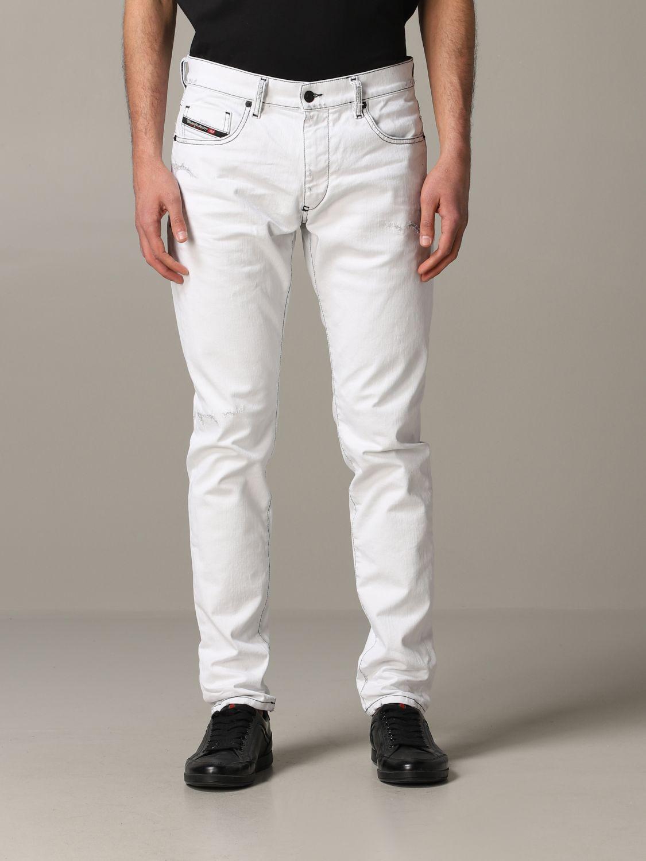 Jeans Diesel: Jeans men Diesel white 1