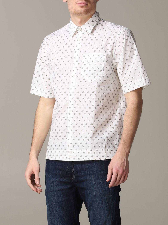 Shirt Diesel: Shirt men Diesel white 4