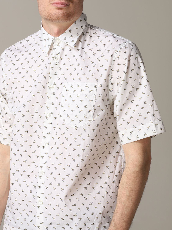 Shirt Diesel: Shirt men Diesel white 5