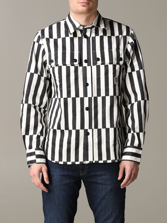 Shirt Diesel: Shirt men Diesel white 1