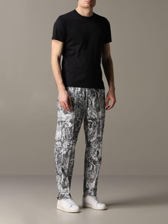 Pants Diesel: Pants men Diesel black 2